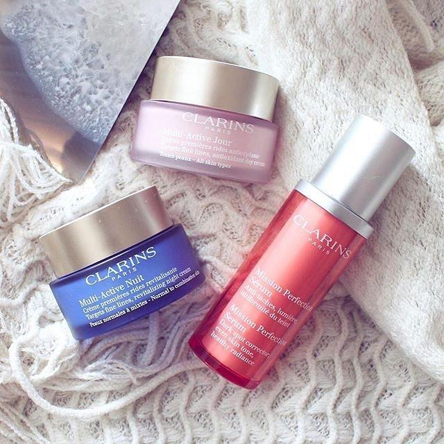 Free 2 Deluxe Travel Sizes Gifts with $75 Clarins Purchase @ Lord & Taylor