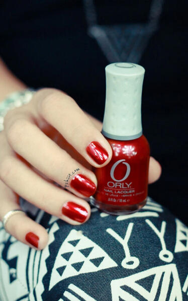 Buy One Get One for $1 Select Orly Nail Polish @ Kohl's