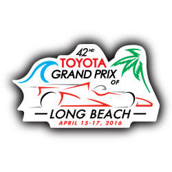 Free Tickets to Toyota Grand Prix of Long Beach (CA) for Friday, 04/15/2016