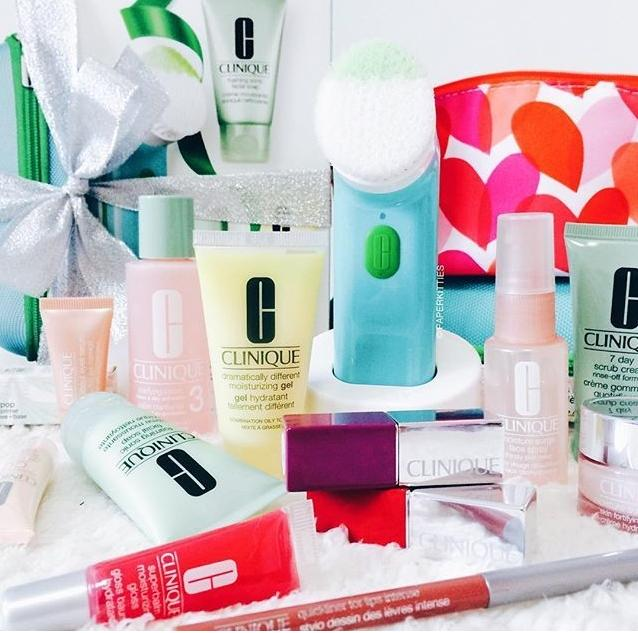 + Happy mini spray and DDML+ with any $50 purchase @Clinique @ Clinique