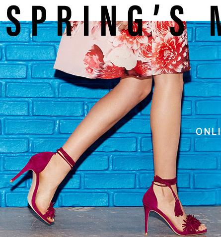 Up to 86% Off Most-Wanted Spring Shoes Sale @ Saks Off 5th
