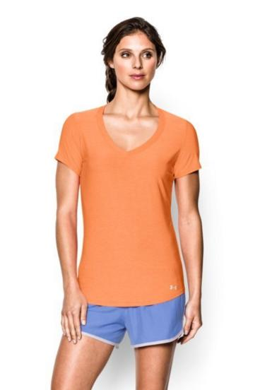 $9.98 Under Armour Women's Perfect Pace Tee