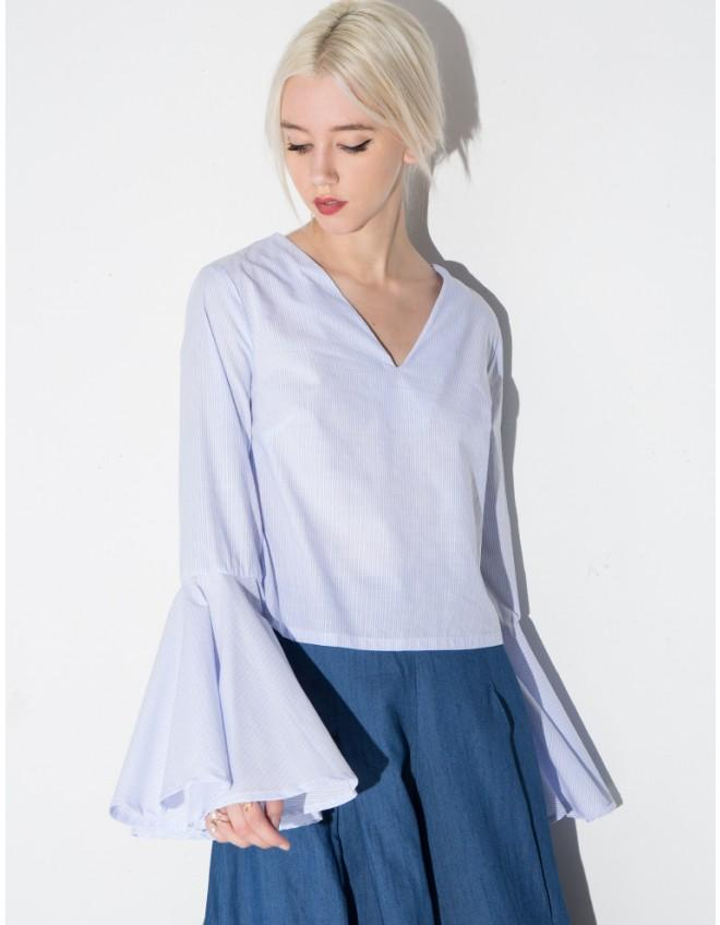 From $52 Bell Sleeve Top & Dresses @ Pixie Market