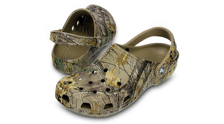 Crocs Classic Realtree Xtra® Men's Clog