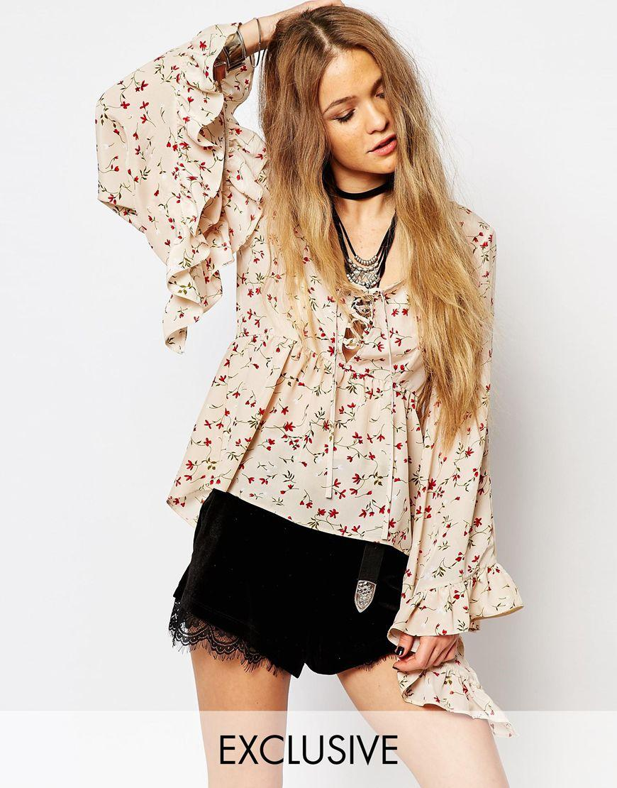 From $14 Select Bell Sleeve Apparel @ ASOS