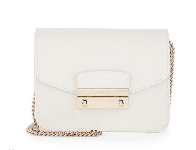 Furla Julia Mini Leather Crossbody Bag @ LastCall by Neiman Marcus