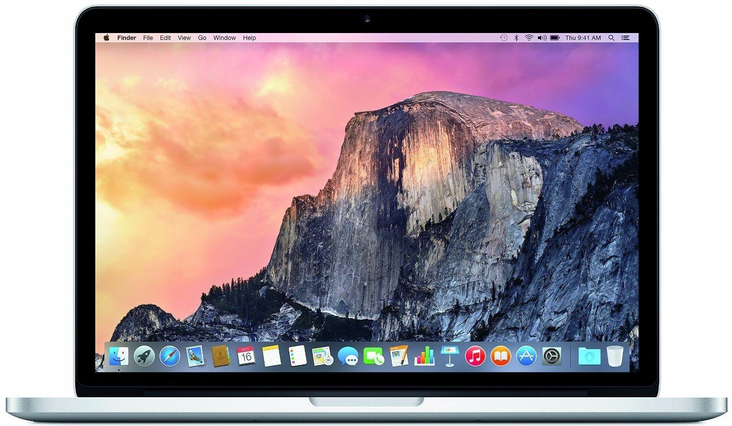 $1499.99 Apple MacBook Pro MF841LL/A 13.3-Inch Laptop with Retina Display (512 GB)