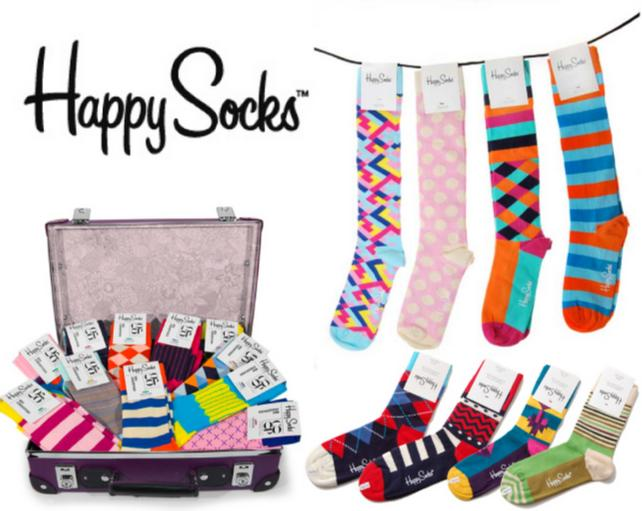 Women's & Men's Socks @ Happy Socks