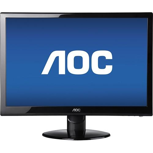 AOC E2752VH 27-inch Widescreen Flat-Panel LED HD Monitor