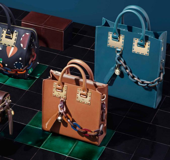 Up to $250 Gift Card Sophie Hulme Handbags @ Neiman Marcus