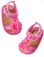 25% off $75 Baby Girl Shoes & Boots @ Carter's