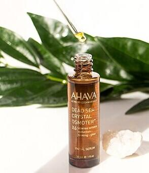 DEALMOON EXCLUSIVE! 40% off + free deluxe sample of new Crystal Osmoter facial serum on orders $25 @ AHAVA