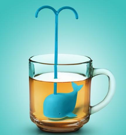 Fred & Friends BREW WHALE Tea Infuser @ Amazon