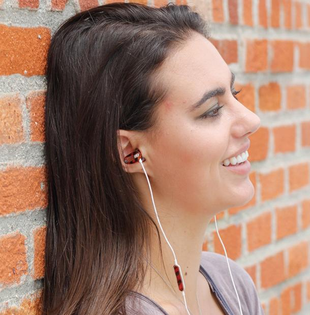 Polk Audio Nue Voe In-Ear Headphones With 3-Button Apple Control And Mic