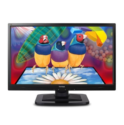 ViewSonic 22-Inch SuperClear IPS LED-Lit LCD Monitor, Full HD 1080p