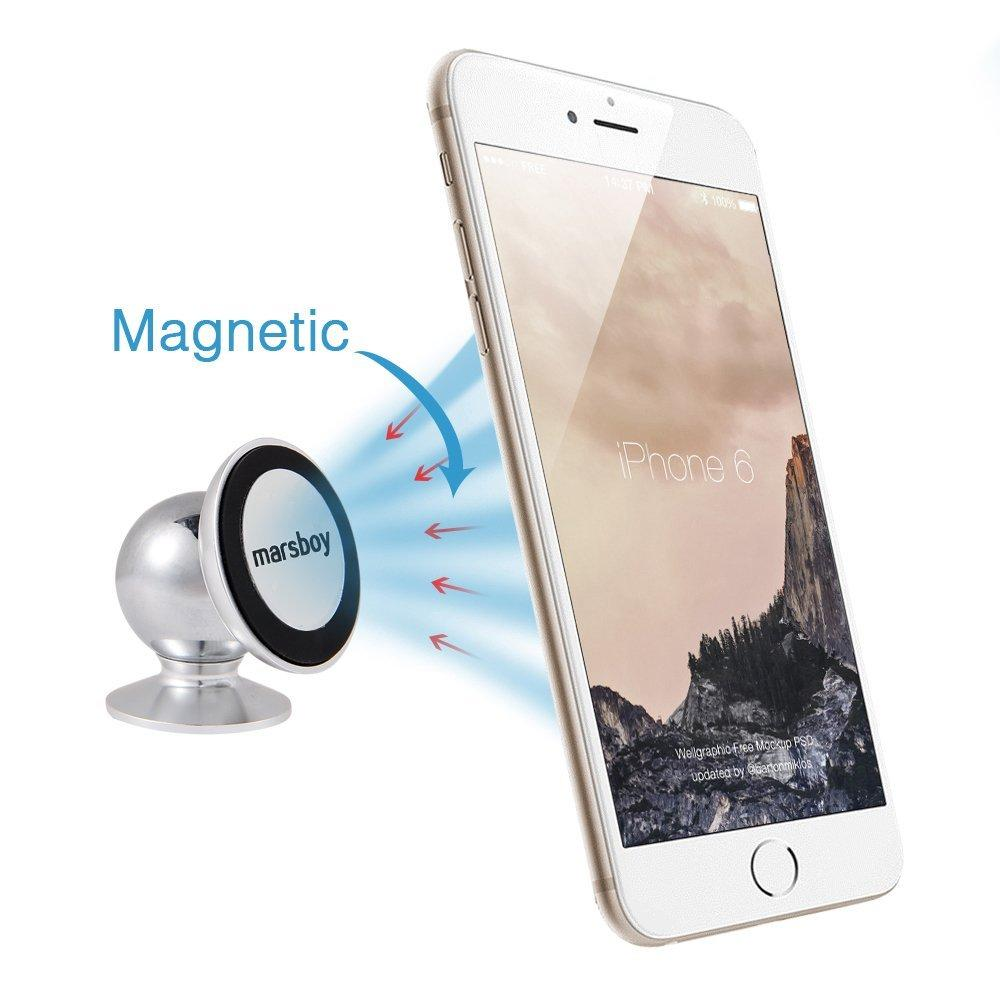 $9.99 Marsboy Rotatable Flexible Mini Magnetic Mount Holder