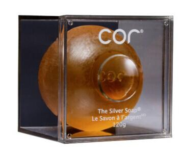 COR SILVER SOAP @ B-Glowing