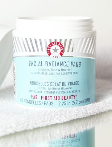 $20 Off $95 FIRST AID BEAUTY @ B-Glowing