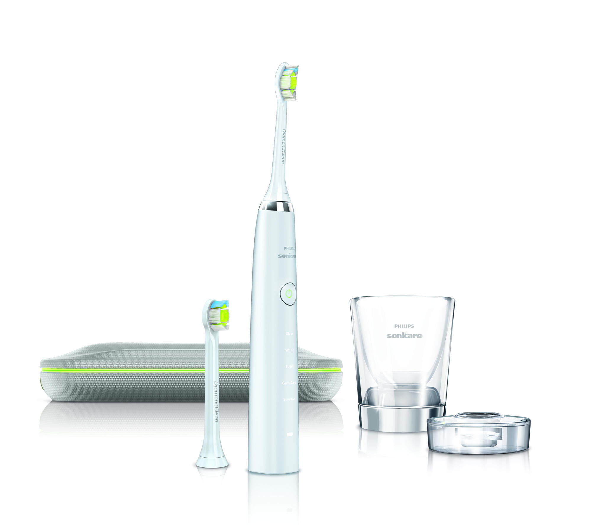 Philips Sonicare HX9332/05 DiamondClean Rechargeable Electric Toothbrush