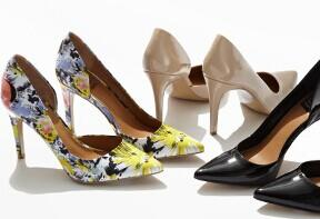 Up to 76% Off Women's Heels @ Saks Off 5th