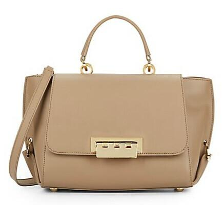 ZAC Zac Posen Leather Satchel @ Saks Off 5th