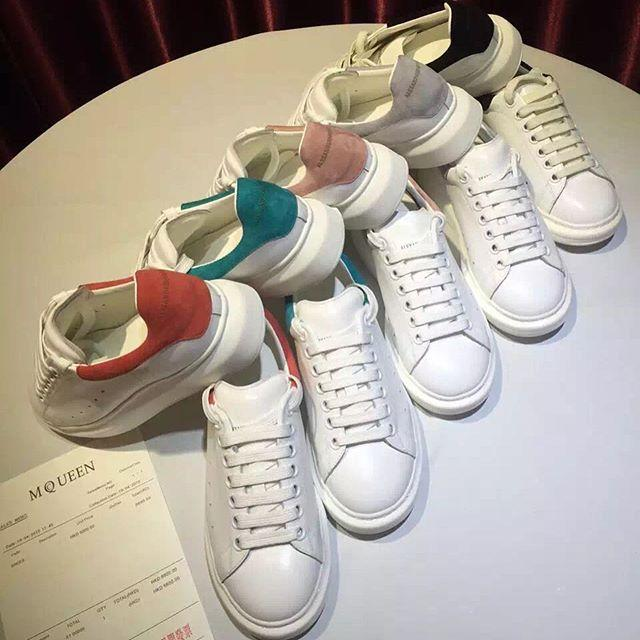 Extra 10% Off Alexander McQueen Skate Sneaker On Sale @ Saks Fifth Avenue