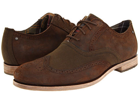 Rockport Barbour Wing Tip