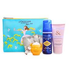 FREE 5-Piece Divine Gift Collection with any $75 Purchase @ L'Occitane