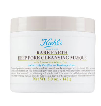 Kiehl's Since 1851 Rare Earth Deep Pore Cleansing Masque, 5.0 oz. @ Bergdorf Goodman