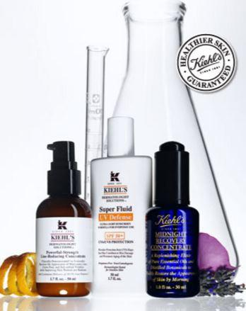 Free 4 Deluxe Samples + a Travel Bag With $65 Purchase @ Kiehl's