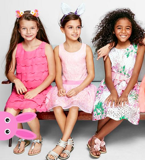 50% Off + Extra 25% Off+Free Shipping Entire Site Sale @ Children's Place