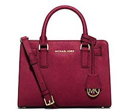 Up to 50% Off + Extra 25% Off Select MICHAEL Michael Kors Handbags @ Bon-Ton