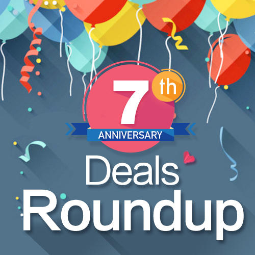 Happy Dealmoon 7th Birthday! Exclusive Deals Roundup