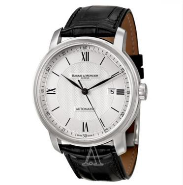 Up to 73% off Baume and Mercier Sale + Free Shipping!