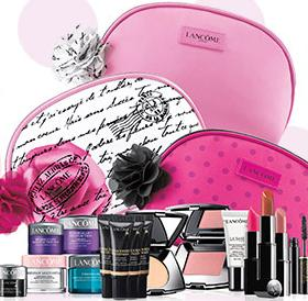 20% Off+Free 7pc Gift Set with Any $35 Lancome Purchase @ Bon-Ton