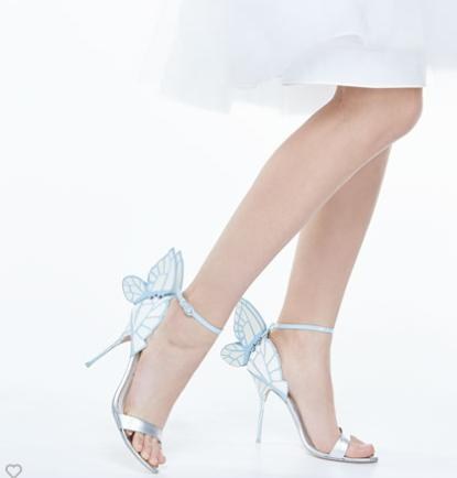 Up to $250 Gift Card with Sophia Webster Shoes Purchase @ Neiman Marcus