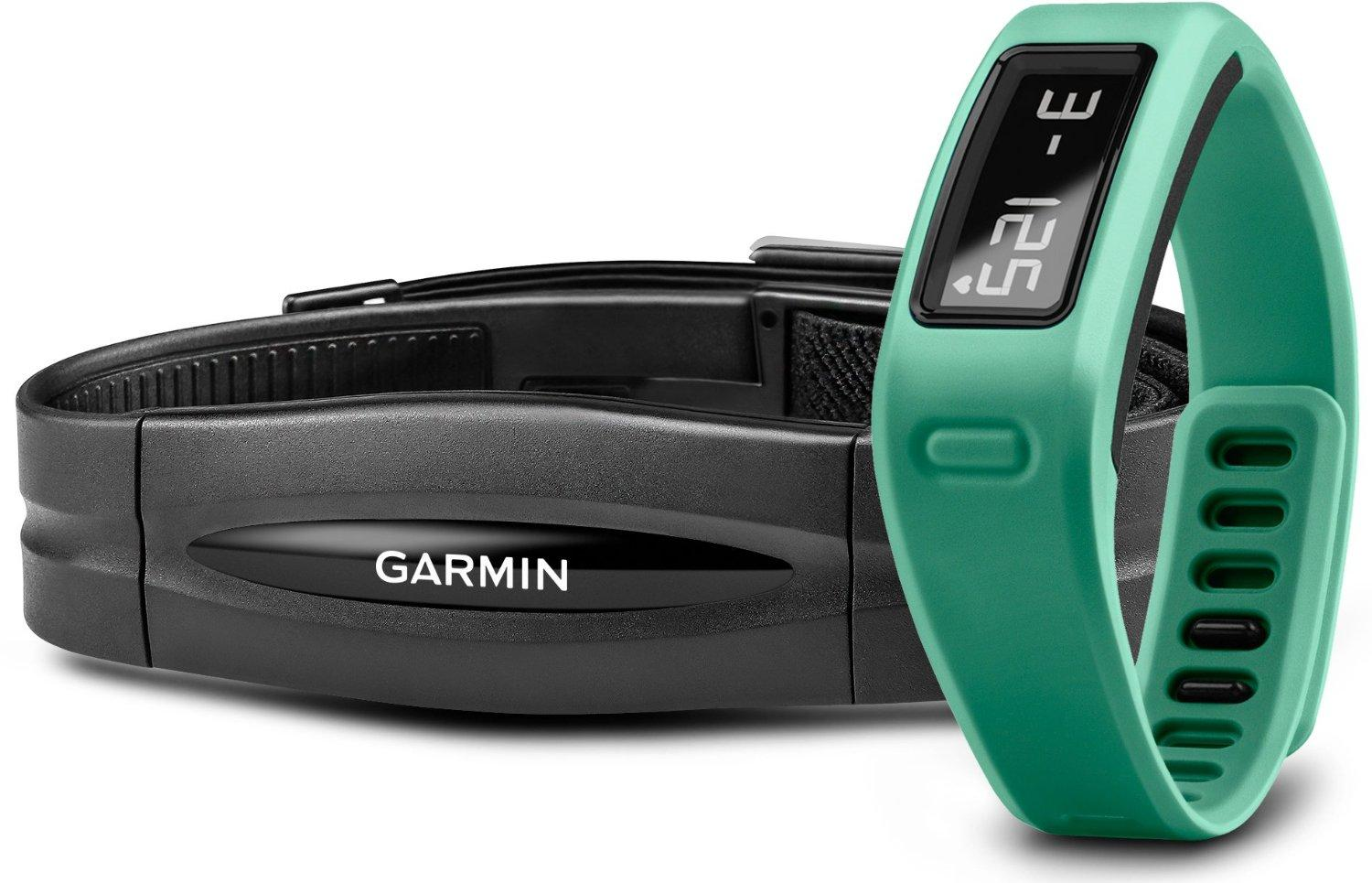 $38.98 Garmin Vivofit Fitness Band + Heart Rate Monitor