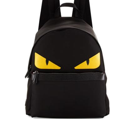 10% Off Men's Fendi Backpack @ Bergdorf Goodman