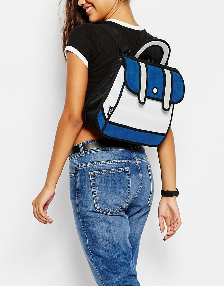 20% Off Select JumpFromPaper Bags @ ASOS