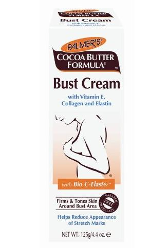 $15.93 Palmer's Cocoa Butter Formula Bust Cream With Vitamin E, 4.4oz Tubes (Pack of 3)