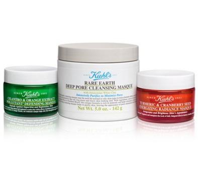 $36.8 Kiehl's Since 1851 Limited Edition Nature-Powered Masque Collection @ Nordstrom