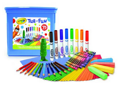 40% off Select Crayola Products @ Amazon.com