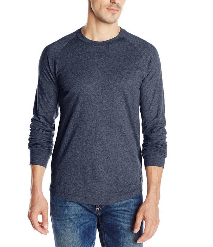 From $15.61 Original Penguin Men's Long Sleeve shirt@Amazon.com