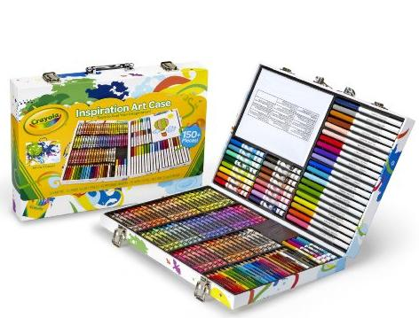 Crayola Inspiration Art Case @ Amazon
