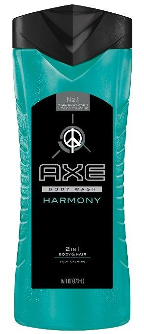 $1.95 AXE Shower Gel, Harmony 16 oz