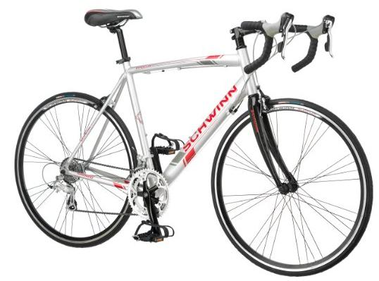 Schwinn Men's Phocus 1600 700C Drop Bar Road Bicycle