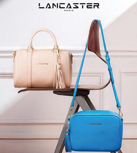 Up to 57% Off + As Low As $55 Lancaster Paris On Sale @ MYHABIT