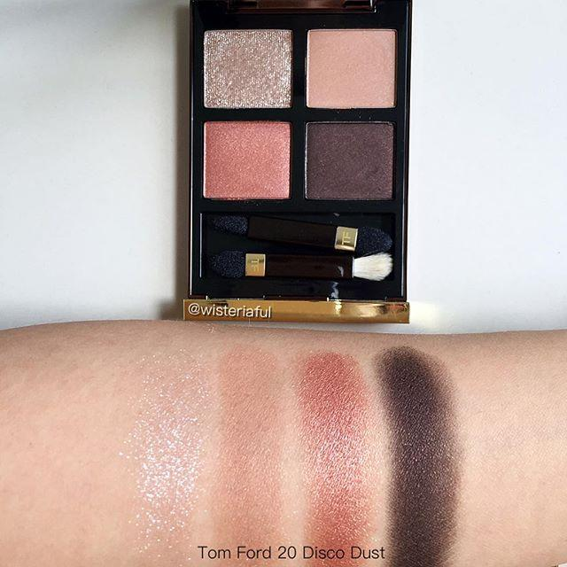 Tom Ford Eye Color Quad Disco Dust @ Saks Fifth Avenue