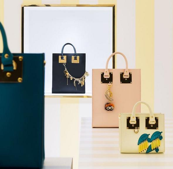 Up to 50% Off Sophie Hulme, Salvatore Ferragamo & More Designer Handbags On Sale @ Rue La La