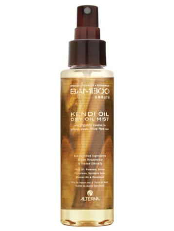 Alterna Bamboo Smooth Kendi Oil Dry Mist, 4.2oz